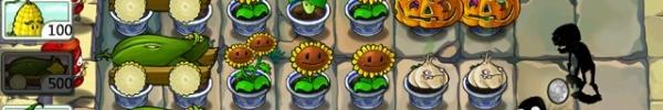 简单说说中国版的植物大战僵尸